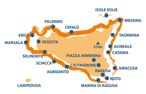 destinazioni in Sicilia