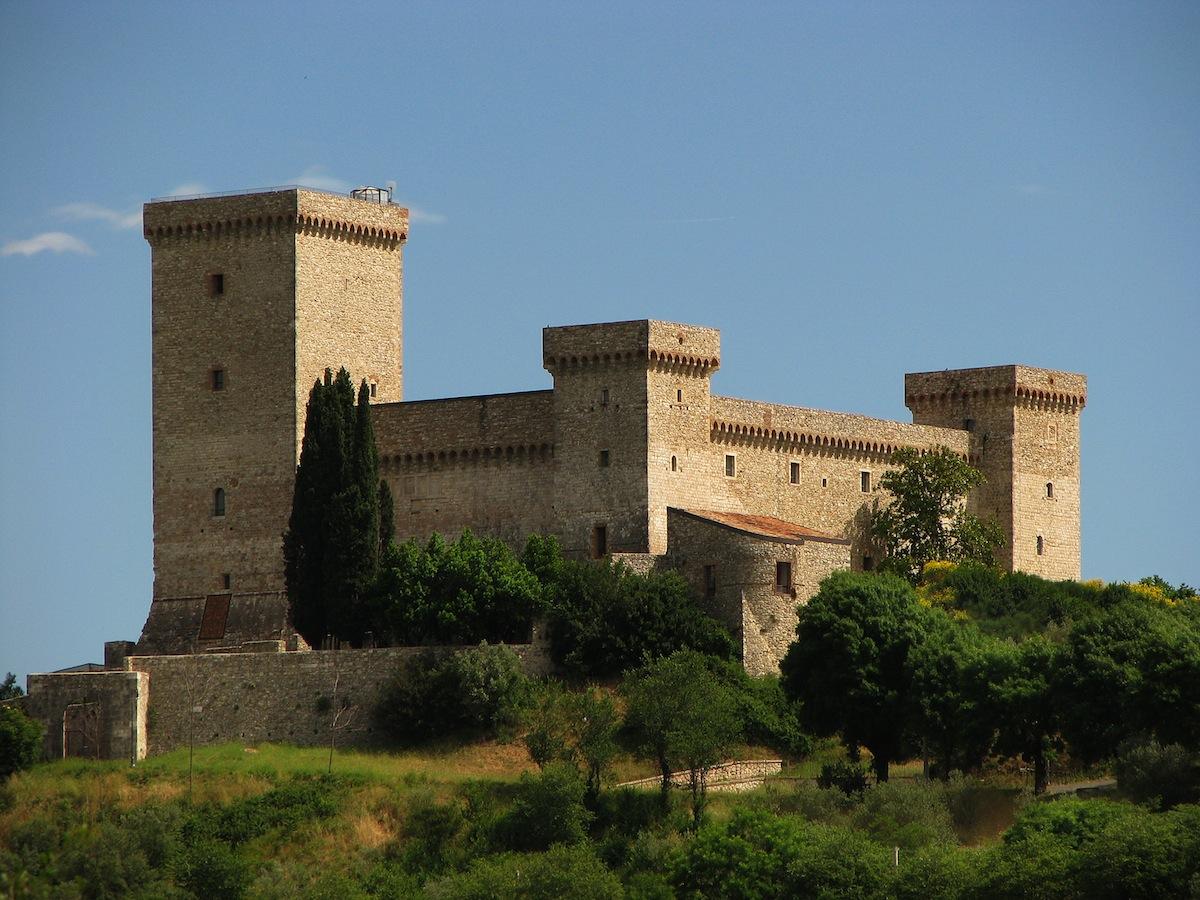 Narni: borghi dell'Umbria da scoprire