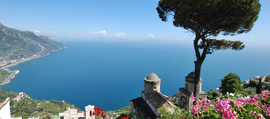 Week end a Ravello