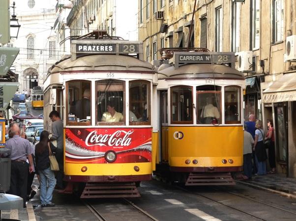 Week end a Lisbona