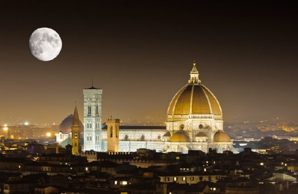 Week end romantico a Firenze