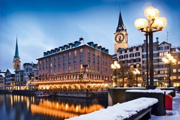 Mercatini di Natale di Zurigo