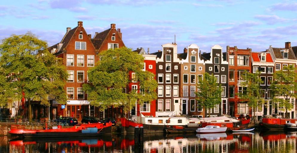 dodici mesi ad Amsterdam