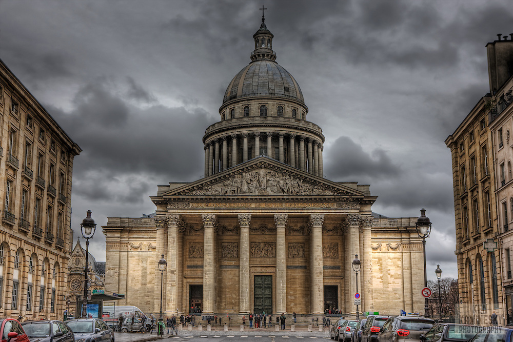 Viaggio a Parigi - Il Pantheon