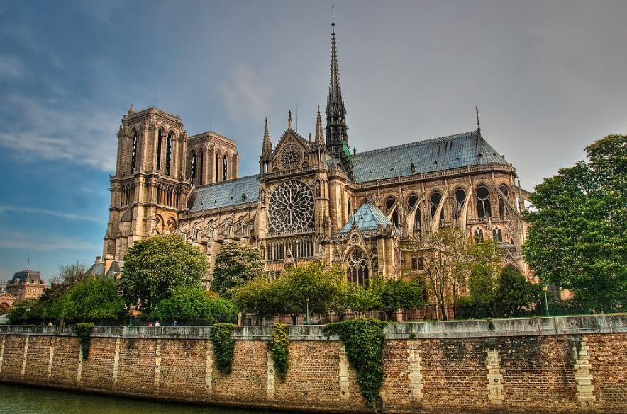 Viaggio a Parigi - Notre Dame