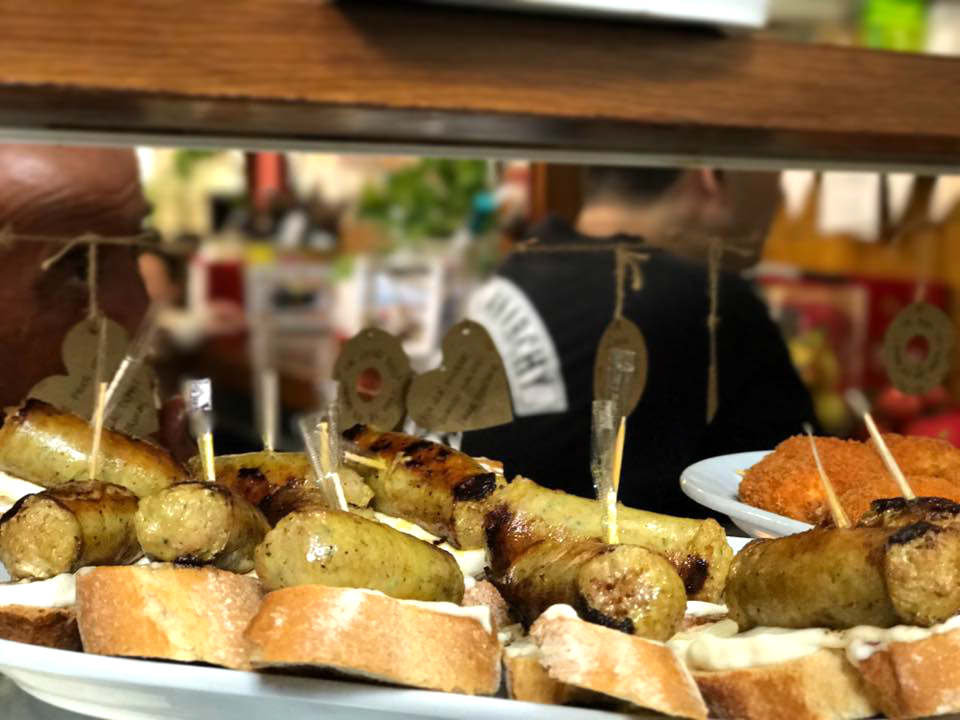 I Migliori Tapas bar di Barcellona - Cal Chusco