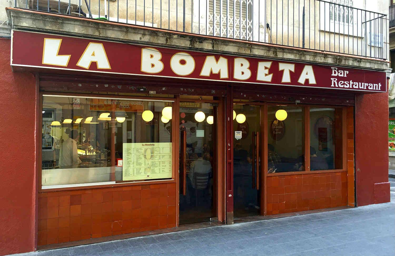 Tapas Bar a Barceloneta - La Bombeta Barcellona