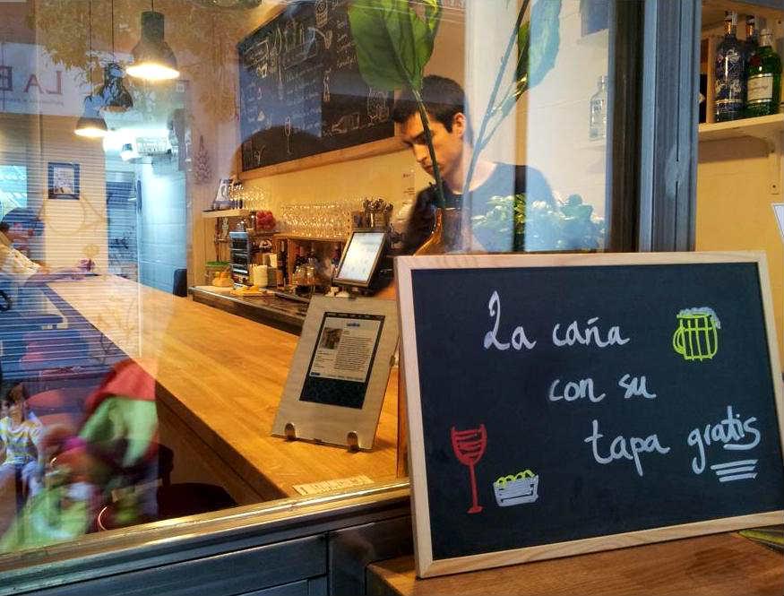 La Xula Taperia - Tapas Bar di Barcellona