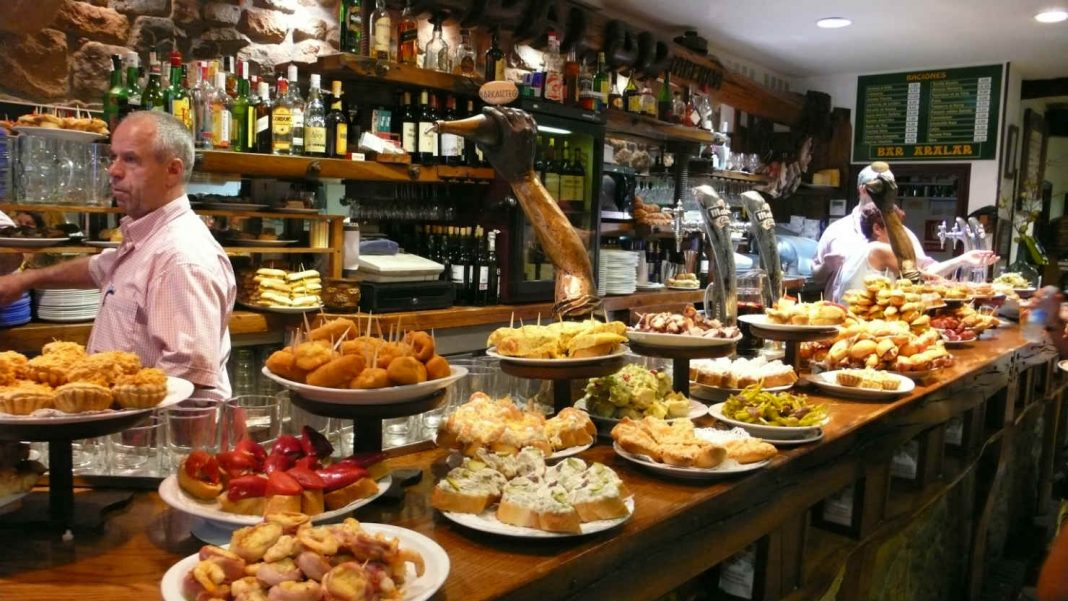 Top Tapas Bar di Barcellona