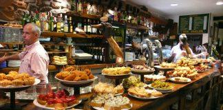 Top Tapas Bar di Barcellona