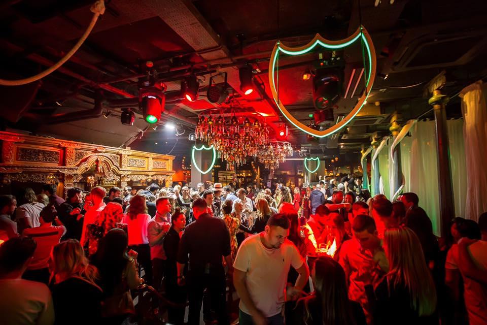 discoteche a Barcellona - CDLC