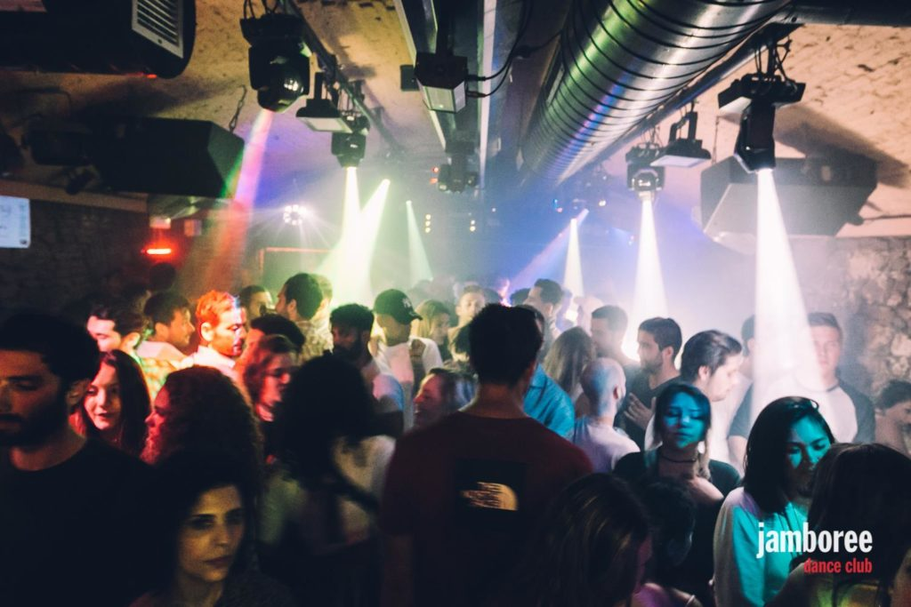 discoteche a Barcellona - Jamboree