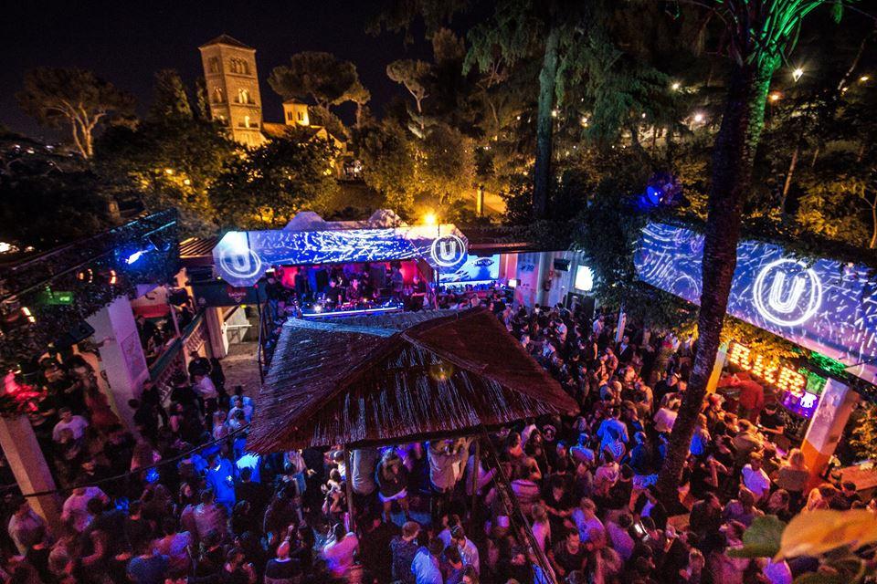 La Terrazza discoteca Barcellona