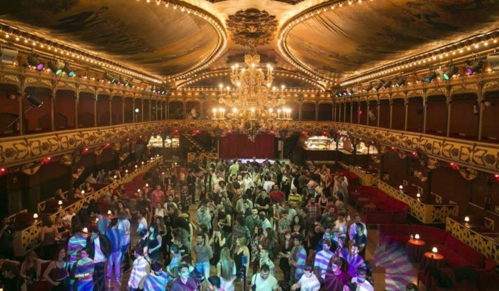 La Paloma discoteche a Barcellona