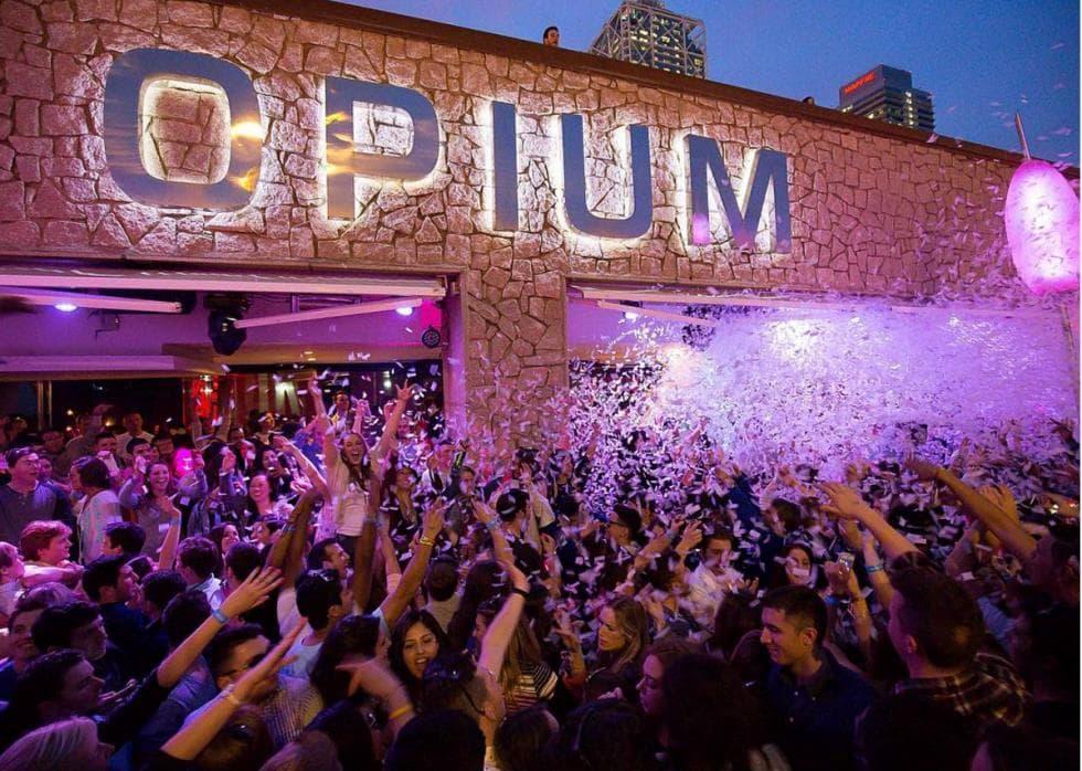 Opium Discoteche Barcellona