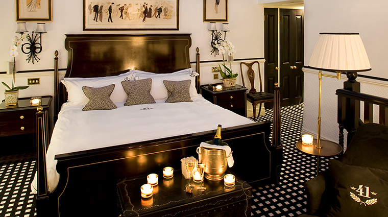 hotel 41 di Londra - La suite