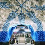 T-central-di-Stoccolma-metropolitana