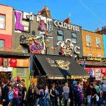 Shopping a Londra a Camden Town