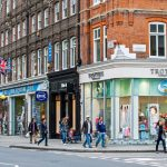 Kings Road Shopping a Londra